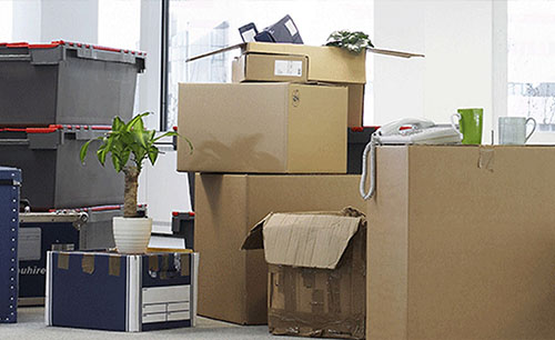 Capital Moving & Storage - Business Move