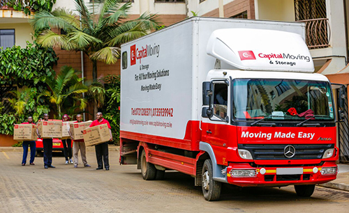 Capital Moving & Storage - Home Moving